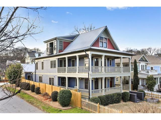 1462 Pine Street, Atlanta, GA 30309 (MLS #5884500) :: North Atlanta Home Team