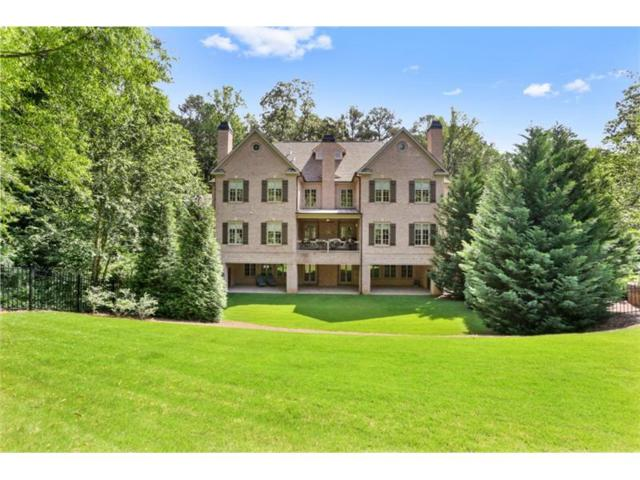 765 Crest Valley Drive, Atlanta, GA 30327 (MLS #5884660) :: The Hinsons - Mike Hinson & Harriet Hinson