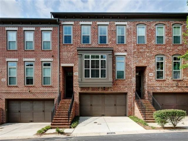 2442 Crescent Park Court, Atlanta, GA 30339 (MLS #5884711) :: Charlie Ballard Real Estate