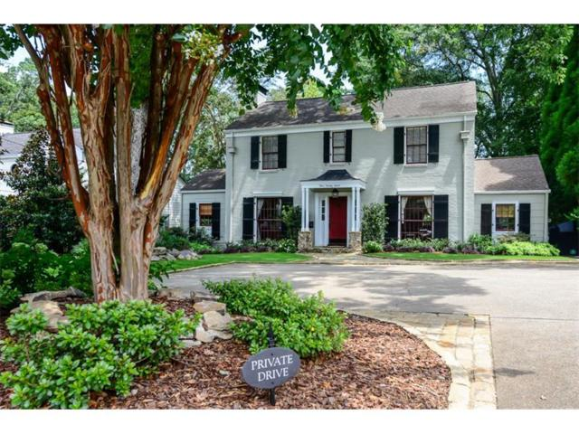 427 Collier Road NW, Atlanta, GA 30309 (MLS #5884714) :: Charlie Ballard Real Estate