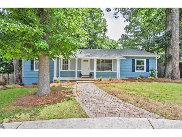 2089 Nancy Circle SE, Smyrna, GA 30080 (MLS #5884733) :: North Atlanta Home Team