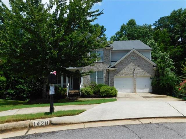 1430 Heatherglade Lane, Lawrenceville, GA 30045 (MLS #5884826) :: North Atlanta Home Team