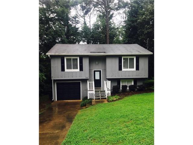 169 Misty Hollow Way, Woodstock, GA 30188 (MLS #5884940) :: North Atlanta Home Team