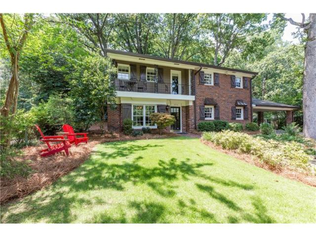 2516 Fernleaf Court NW, Atlanta, GA 30318 (MLS #5885023) :: Charlie Ballard Real Estate