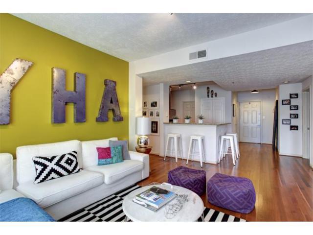 1250 Parkwood Circle SE #1201, Atlanta, GA 30339 (MLS #5885030) :: Charlie Ballard Real Estate