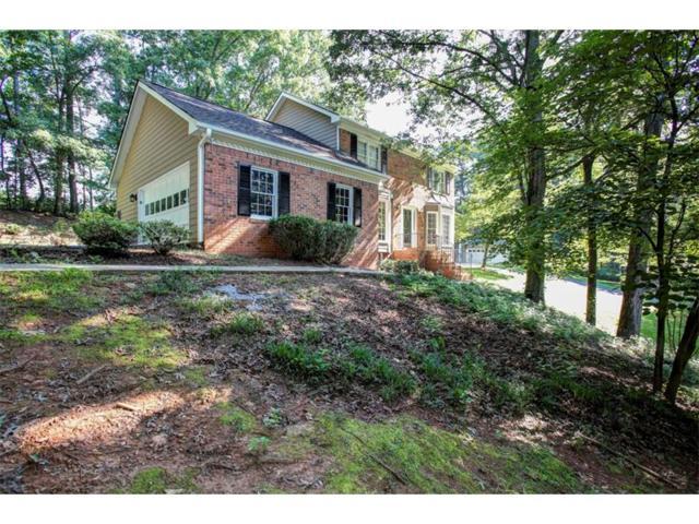 1255 Willeo Creek Drive, Roswell, GA 30075 (MLS #5885059) :: Charlie Ballard Real Estate