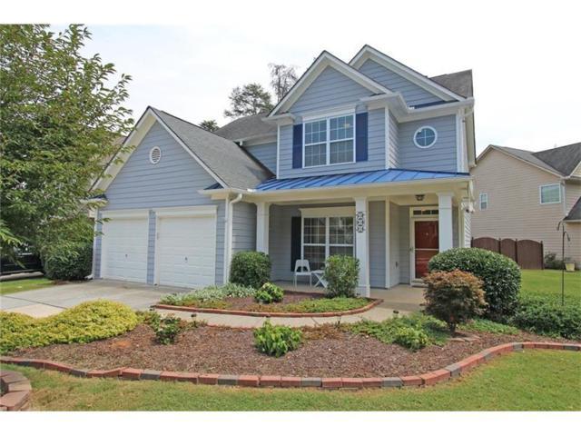 451 Highlands Loop, Woodstock, GA 30188 (MLS #5885066) :: Charlie Ballard Real Estate