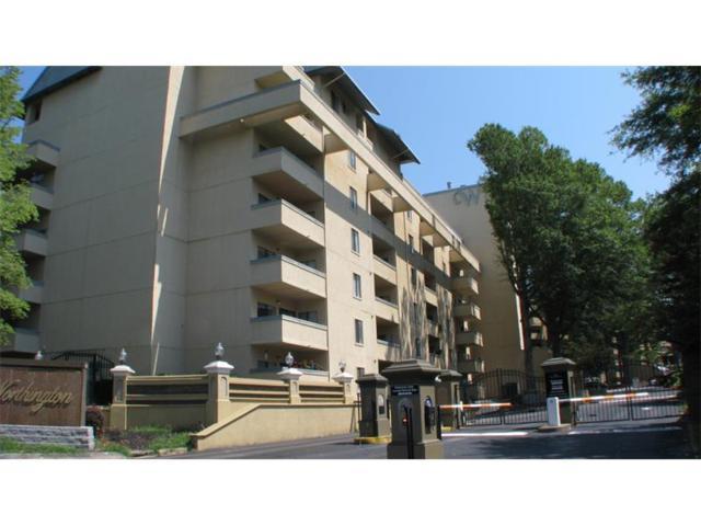 1960 Spectrum Circle SE #605, Marietta, GA 30067 (MLS #5885137) :: Charlie Ballard Real Estate