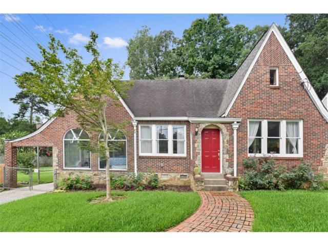 1662 N Pelham Road NE, Atlanta, GA 30324 (MLS #5885140) :: Charlie Ballard Real Estate
