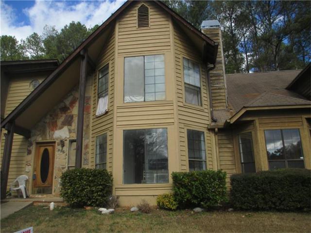 826 Heritage Oaks Drive, Stone Mountain, GA 30088 (MLS #5885154) :: North Atlanta Home Team