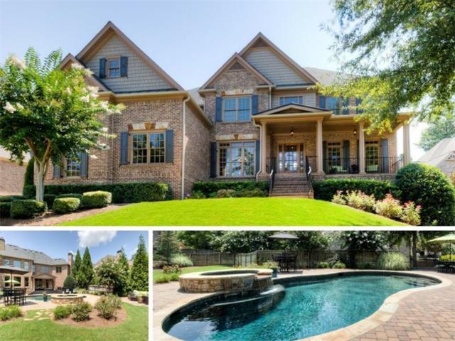 2920 Lassiter Manor Drive, Marietta, GA 30062 (MLS #5885213) :: Charlie Ballard Real Estate