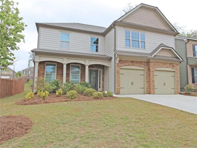 321 Providence Walk Way, Canton, GA 30114 (MLS #5885223) :: Charlie Ballard Real Estate