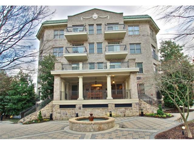 1055 Piedmont Avenue NE #306, Atlanta, GA 30309 (MLS #5885254) :: Charlie Ballard Real Estate