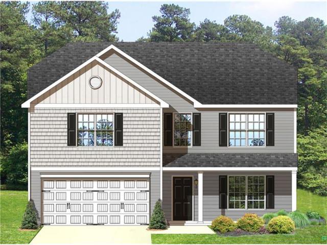 973 Fellowship Road, Fairburn, GA 30213 (MLS #5885268) :: Charlie Ballard Real Estate