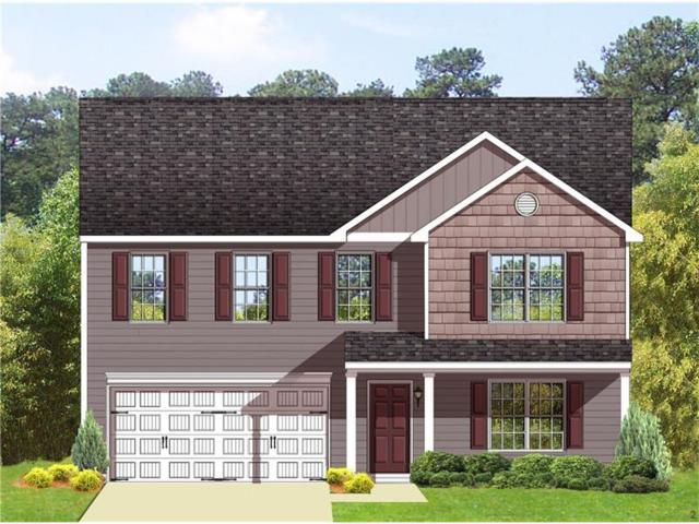 975 Fellowship Road, Fairburn, GA 30213 (MLS #5885271) :: Charlie Ballard Real Estate