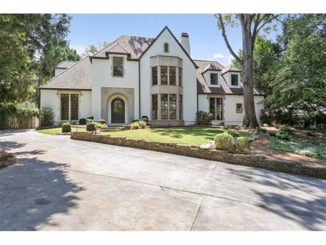 30 Cherokee Road NW, Atlanta, GA 30305 (MLS #5885275) :: Charlie Ballard Real Estate