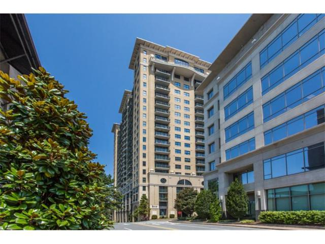 3040 Peachtree Road NW #1506, Atlanta, GA 30305 (MLS #5885276) :: Charlie Ballard Real Estate