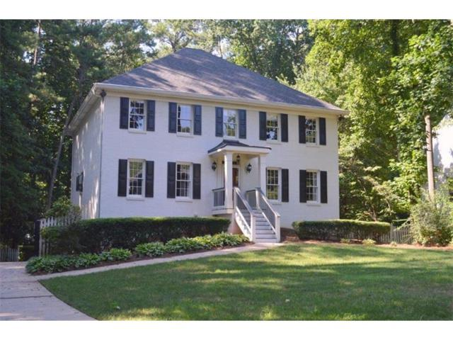 5096 Charlsie Drive, Marietta, GA 30068 (MLS #5885286) :: Charlie Ballard Real Estate