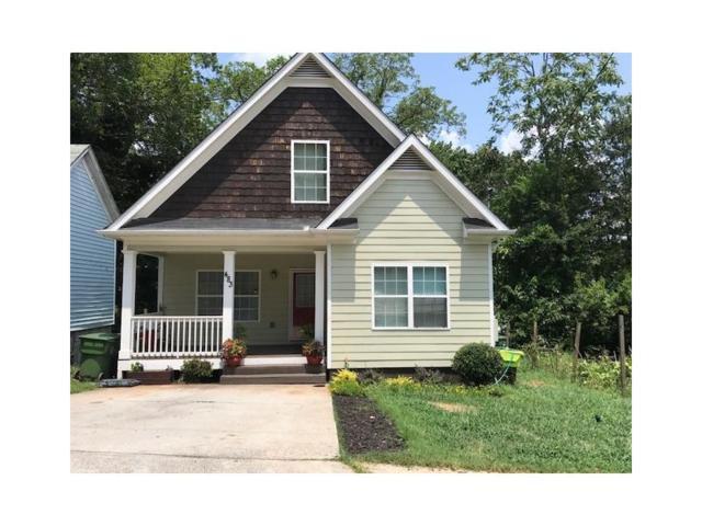 483 Roy St Sw, Atlanta, GA 30310 (MLS #5885290) :: Charlie Ballard Real Estate