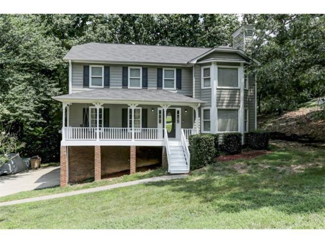 1511 Rockcrest Way, Marietta, GA 30062 (MLS #5885354) :: North Atlanta Home Team