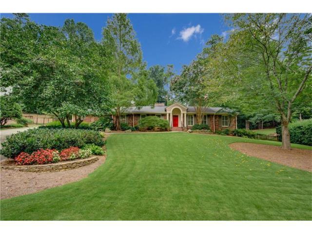 55 Pine Lake Drive, Sandy Springs, GA 30327 (MLS #5885403) :: North Atlanta Home Team