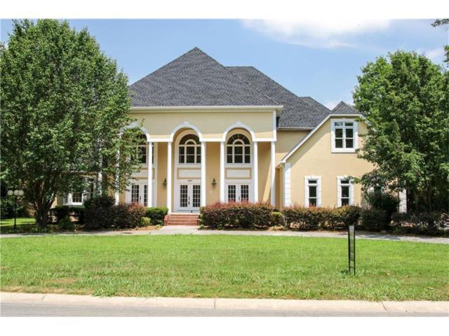 585 Shenandoah Drive NE, Calhoun, GA 30701 (MLS #5885487) :: North Atlanta Home Team