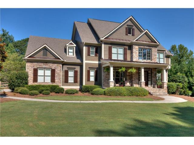 2319 Starr Lake Drive NW, Acworth, GA 30101 (MLS #5885523) :: North Atlanta Home Team