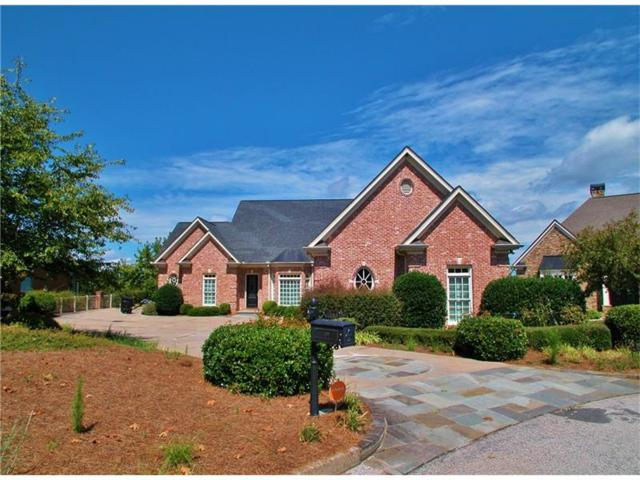 2743 High Vista Point, Gainesville, GA 30501 (MLS #5885595) :: The Bolt Group