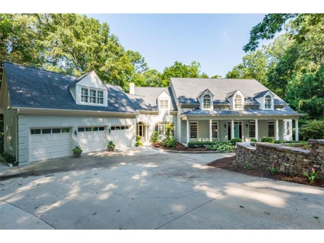 180 Burdette Road, Sandy Springs, GA 30327 (MLS #5885796) :: North Atlanta Home Team