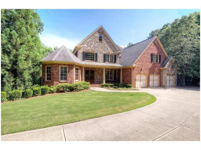 319 William Falls Drive, Canton, GA 30114 (MLS #5885924) :: North Atlanta Home Team