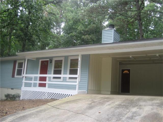 4306 Midway Drive, Douglasville, GA 30134 (MLS #5886145) :: North Atlanta Home Team