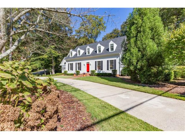 4550 Woodland Brook Drive SE, Atlanta, GA 30339 (MLS #5886193) :: North Atlanta Home Team