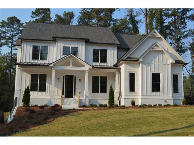 6526 Cherry Tree Lane, Sandy Springs, GA 30328 (MLS #5886214) :: North Atlanta Home Team