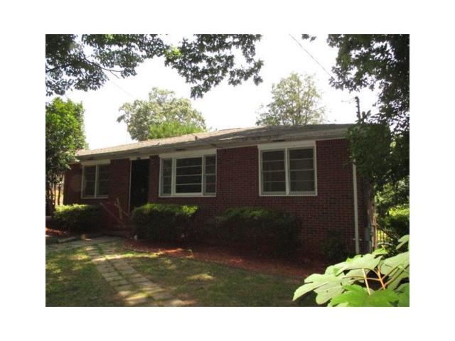 110 Oak Street, Canton, GA 30114 (MLS #5886233) :: North Atlanta Home Team