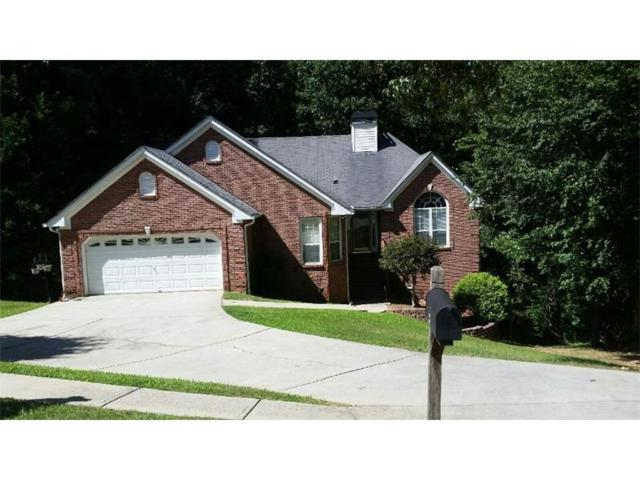 5430 Mountain Trail, Douglasville, GA 30135 (MLS #5886315) :: North Atlanta Home Team