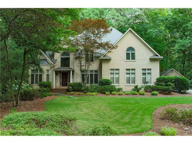 4696 Lock Ridge Court NW, Kennesaw, GA 30152 (MLS #5886846) :: North Atlanta Home Team