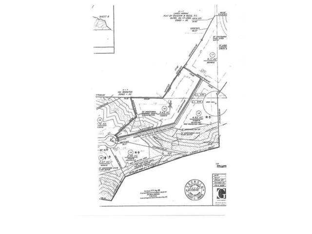 Lot 16 Heritage Creek Trail, Ball Ground, GA 30107 (MLS #5887182) :: Carr Real Estate Experts