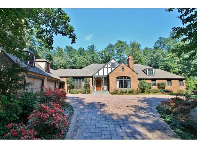 5595 Cross Gate Drive, Sandy Springs, GA 30327 (MLS #5887255) :: North Atlanta Home Team