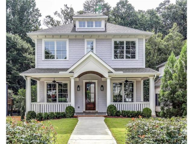 2633 Acorn Avenue NE, Atlanta, GA 30305 (MLS #5887325) :: North Atlanta Home Team