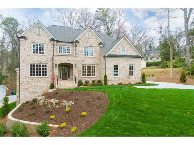 2680 Northside Drive, Atlanta, GA 30327 (MLS #5887338) :: North Atlanta Home Team