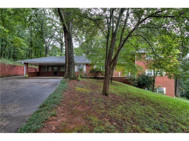 234 Pioneer Trail, Cartersville, GA 30121 (MLS #5887360) :: North Atlanta Home Team