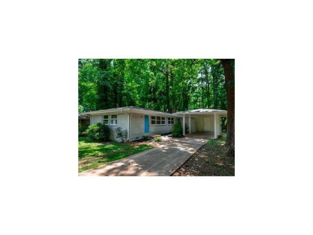 3517 Misty Valley Road, Decatur, GA 30032 (MLS #5887362) :: North Atlanta Home Team