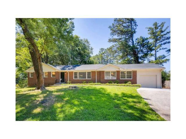 2064 Sherwood Drive SE, Marietta, GA 30067 (MLS #5887435) :: North Atlanta Home Team