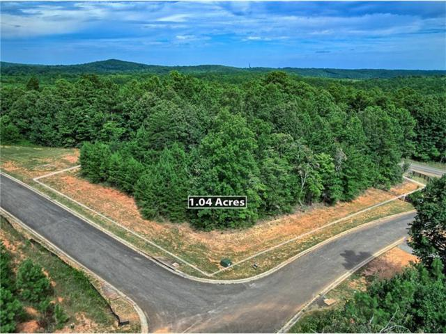 lot 39 Settlers Ridge Drive, Ball Ground, GA 30107 (MLS #5887806) :: QUEEN SELLS ATLANTA