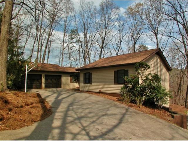 5536 Hidden Harbor Trail, Gainesville, GA 30504 (MLS #5888090) :: The North Georgia Group