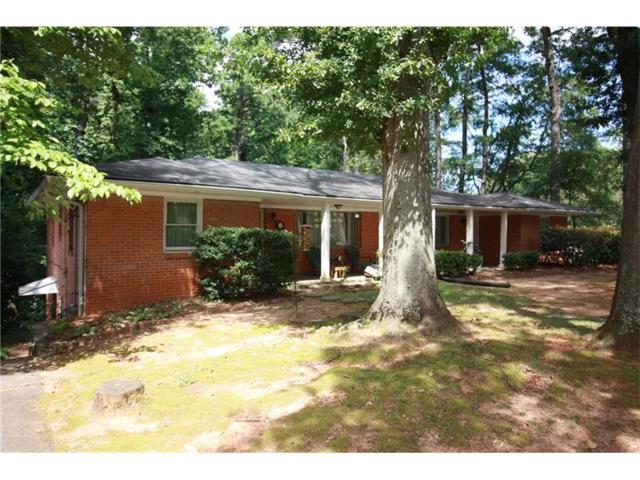 436 Sycamore Drive, Decatur, GA 30030 (MLS #5888139) :: The Bolt Group
