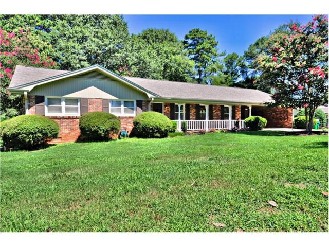 1624 Brockett Road, Tucker, GA 30084 (MLS #5889282) :: North Atlanta Home Team