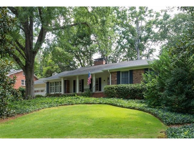 3205 Verdun Drive NW, Atlanta, GA 30305 (MLS #5889465) :: North Atlanta Home Team