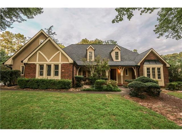 5440 Clinchfield Trail, Norcross, GA 30092 (MLS #5889548) :: North Atlanta Home Team