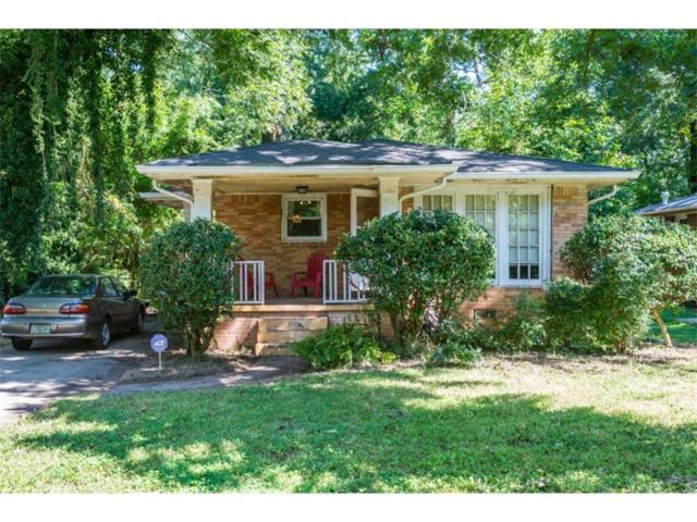 1506 Woodbine Avenue SE, Atlanta, GA 30317 (MLS #5889588) :: North Atlanta Home Team